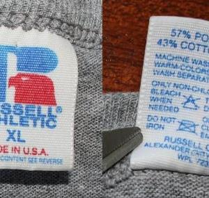Ball State University Athletics vintage gray t-shirt XL