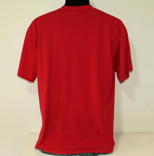 Margaret Atwood Handmaid's Tale vintage 1985 red t-shirt XL