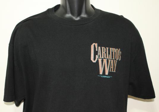 Carlito's Way Al Pacino vintage t-shirt XL/Large