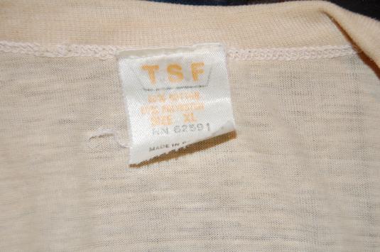 St. Thomas U.S Virgin Islands Vintage T-Shirt – M/L