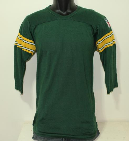 Green Bay Packers vintage Rawlings jersey Tall XS/Youth L