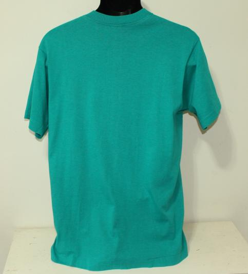 Colorado vintage turquoise Fruit of the Loom t-shirt M/L