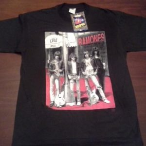 Ramones CBGB Tee - Never Worn - New With Tags