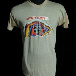 1981 Atari Battlezone t-shirt - never worn