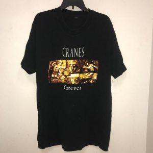 Vintage 1993 Cranes Forever T-Shirt