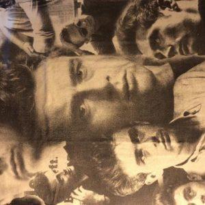 """James Dean T-Shirt - """"HEAD SHOT COLLAGE"""""""