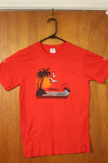 Vintage Jamaica Beachy Surf T-Shirt