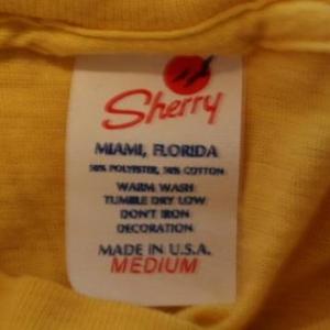 Vintage 80's Texas Padre Island Beachy Surf Tourist T-Shirt