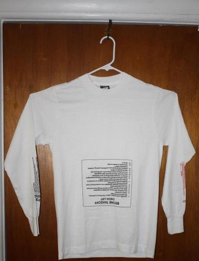 Vintage Funny Pilot Novelty Joke Long Sleeve T-Shirt