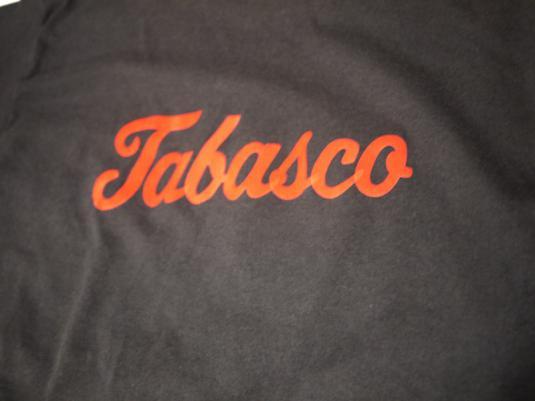 Vintage Neon Tabasco Texas Chili Peppers T-Shirt