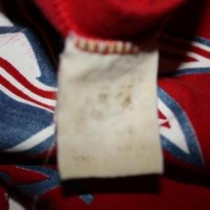 Vintage 80's New England Patriots Superbowl JerseyT-Shirt
