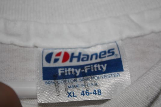 Vintage Dick Tracy Hanes 50/50 Movie ? T-Shirt
