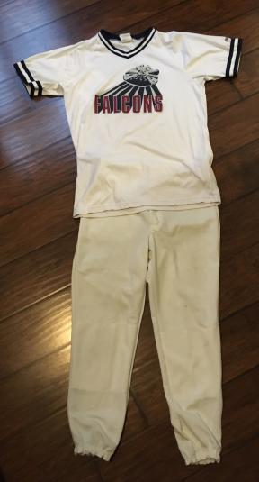 Lucasfilm Softball uniform