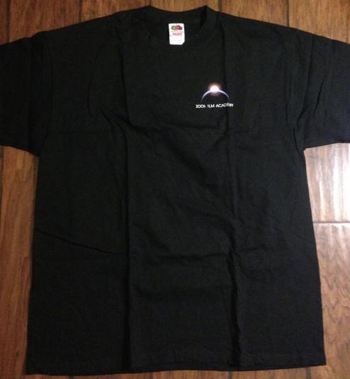 2001 ILM Academy shirt
