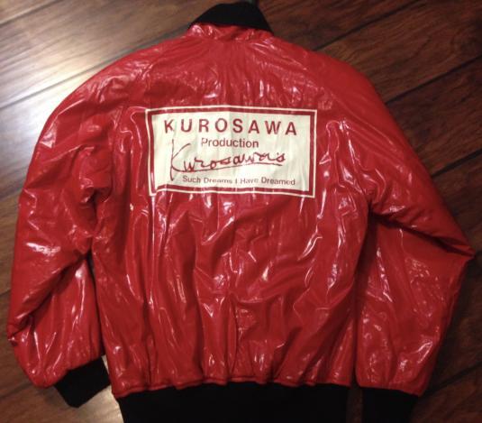 "Kurosawa Production ""Dream"" crew Jacket"