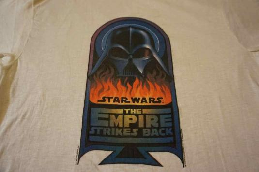 ILM-Empire Strikes Back – Vader in Flames crew shirt