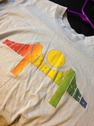 Cool San Francisco shirt