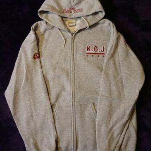 Rumble in the Rain ILM hoodie
