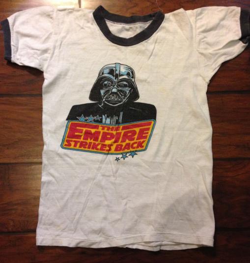 Bootleg Darth Vader t-shirt