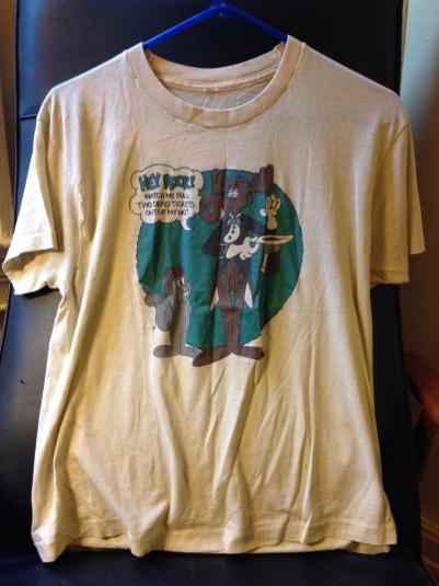 Weird Bullwinkle – Grateful Dead mash-up shirt