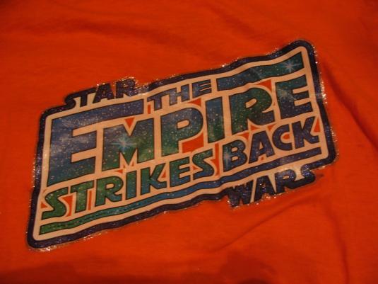Star Wars The Empire Strikes Back shirt.