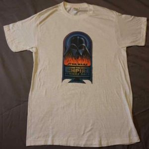 ILM-Empire Strikes Back - Vader in Flames crew shirt
