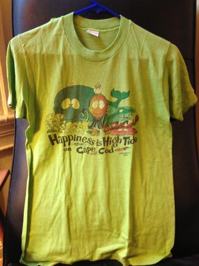 1977 Cape Cod shirt