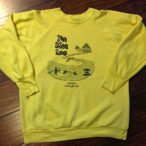 Yee Mee Loo - Kwan Yin Temple Bar sweatshirt.