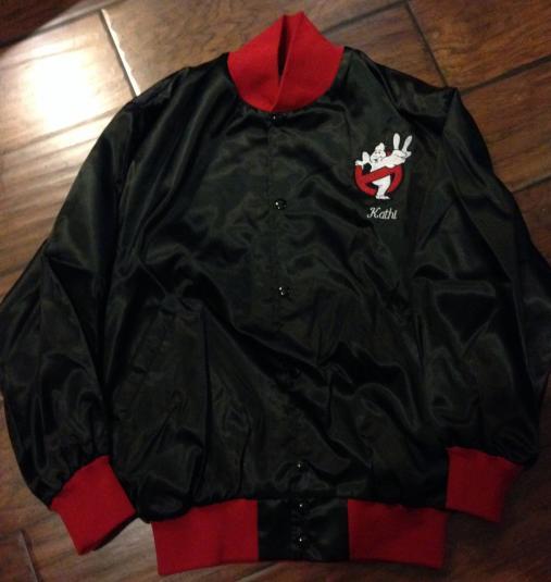 Ghostbusters II crew jacket