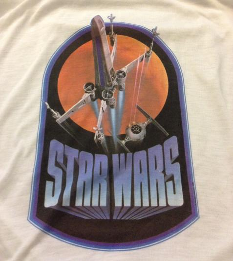 Star Wars crew shirt