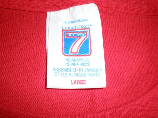 Vintage IU Hoosiers Indiana University Final Four T-Shirt