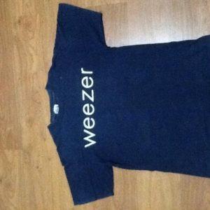 Vtg 1994 weezer rock w music
