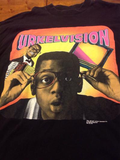 Vintage Steve Urkel Family Matters Shirt