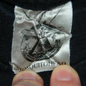 Vintage SUBURBIA MOVIE PROMO T-Shirt MOSQUITOHEAD PUNK ROCK