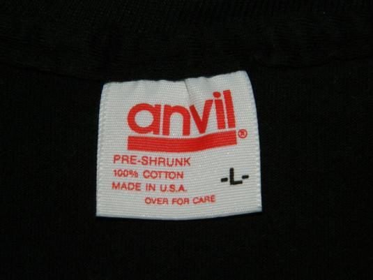 Vintage MINT! NIRVANA SLIVER 90S PROMO T-Shirt Original L