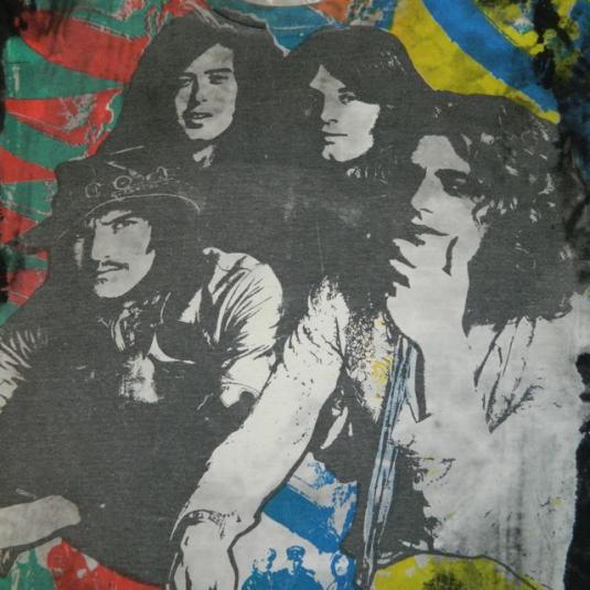 Vintage Led Zeppelin 80s T-Shirt