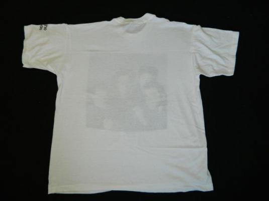 Vintage DEPECHE MODE 80S T-Shirt XL tour