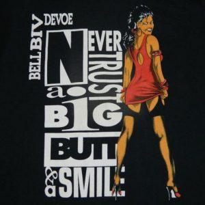 vintage BELL BIV DEVOE 1990 POISON TOUR T-Shirt bbd hip hop