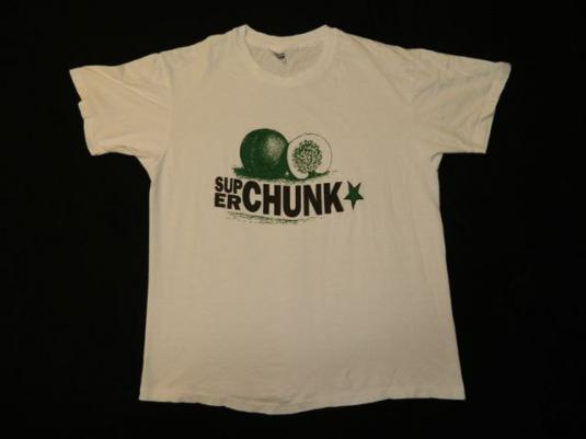 Vintage SUPERCHUNK Tour T-shirt XL