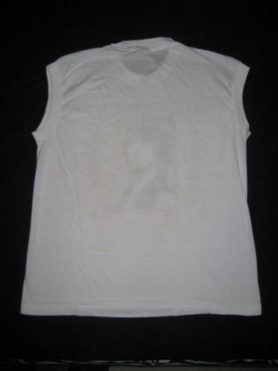 vintage IGGY POP 1988 INSTINCT PROMO T-Shirt xl 80s