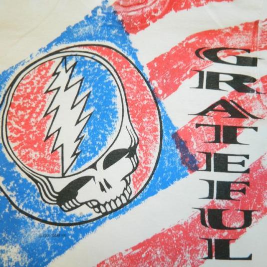 Vintage GRATEFUL DEAD 1991 T-Shirt Concert