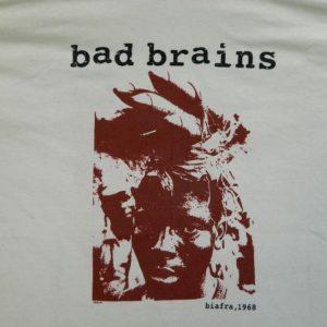 Vintage BAD BRAINS 1994 TOUR T-Shirt RISE 90s concert