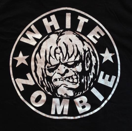 Vintage WHITE ZOMBIE 1995 ASTRO CREEP TOUR T -SHIRT concert