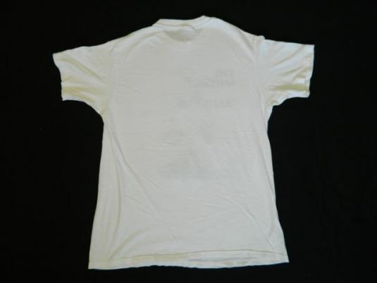 "Vintage THE SMITHS ""RANK"" 1988 Promo T-Shirt"