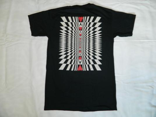 Vintage LOVE AND ROCKETS 1989 Promo T-Shirt