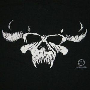 Vintage DANZIG 1988 PROMO T-Shirt ORIGINAL 80S SCREEN STARS