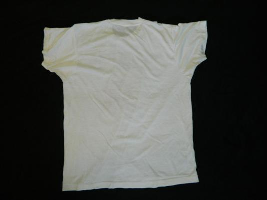 Vintage BLACK FLAG 80S MY WAR T-Shirt punk rock band