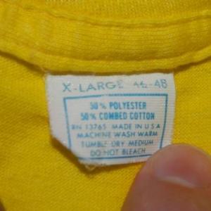 Vintage CHEAP TRICK 70S SECURITY CONCERT T-Shirt tour
