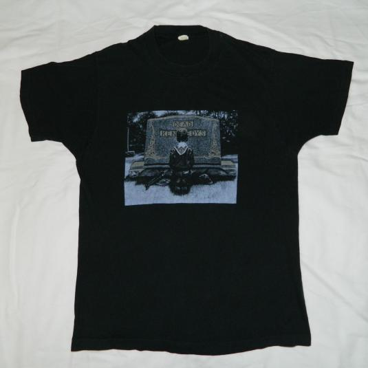 Vintage DEAD KENNEDYS 80S XL SCREEEN STARS T-Shirt tour