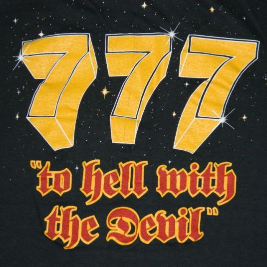 Vintage STRYPER 1986 Tour T-Shirt XL